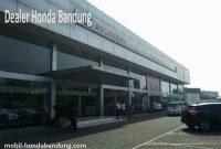 Alamat Dealer Resmi Mobil Honda di Bandung dan Cimahi