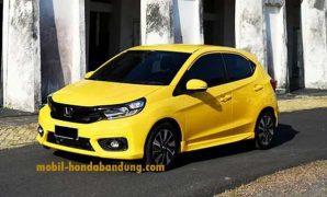 Kredit Murah dan Ringan Mobil Honda Brio di Bandung Cimahi