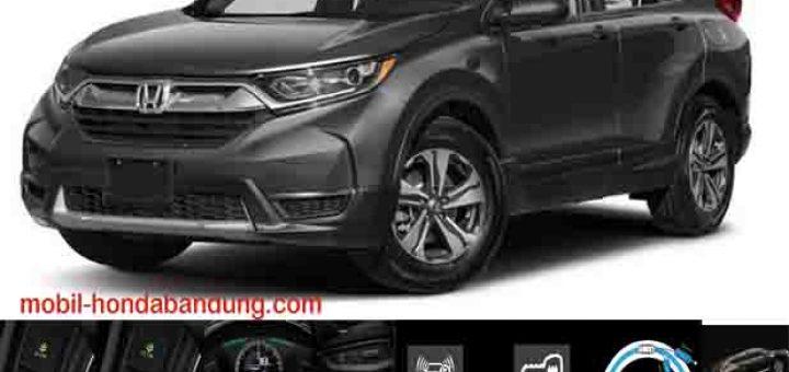 Kredit Murah dan Ringan Honda CR-V di Bandung Cimahi Jawabarat