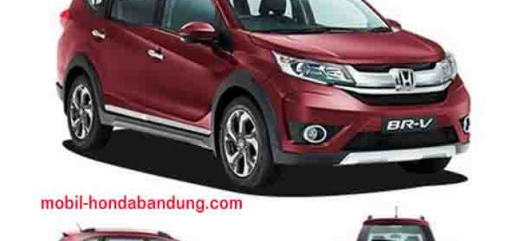 Kredit Murah dan Ringan Mobil Honda BRV di Bandung Cimahi