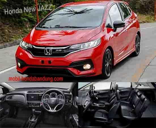 Kredit Honda Jazz Bandung Cimahi Mei 2019