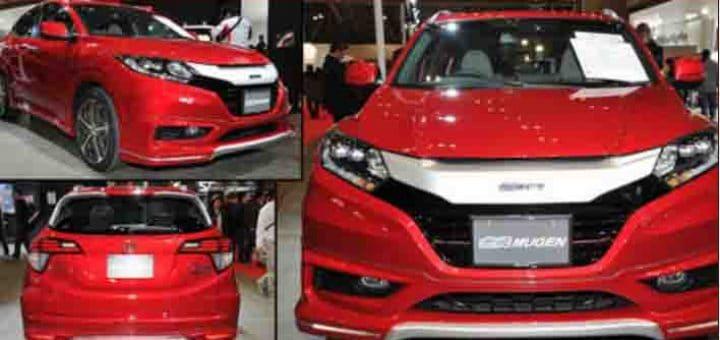 Kredit Murah dan Ringan Honda HR-V di Bandung Cimahi
