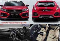 Kredit Murah dan Ringan Mobil Honda New Civic Prestige Turbo di Bandung Cimahi