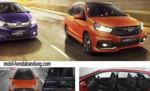 Kredit Murah dan Ringan Mobil Honda New Mobilio Bandung Cimahi