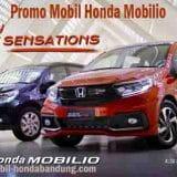Promo Harga OTR Terbaru dan Kredit Dp Ringan dan Murah Honda Mobilio di Subang