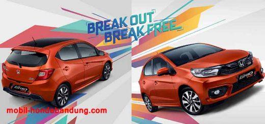 Promo Harga OTR Terbaru dan Kredit Dp Ringan dan Murah Honda BRio di Subang