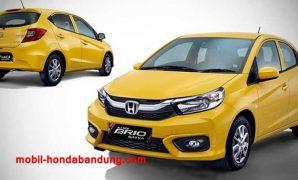 Promo Harga OTR dan Kredit Murah Mobil Honda New Brio di Garut