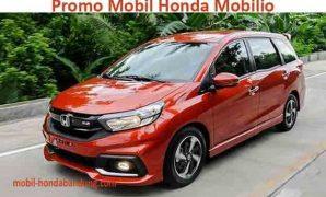 Promo Harga OTR dan Kredit Murah Honda Mobilio di Sumedang