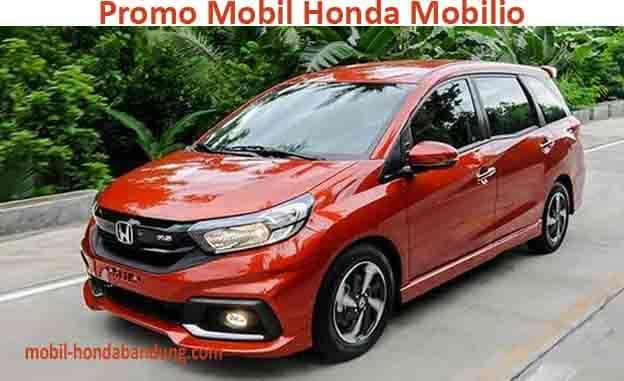 Harga Dan Kredit Honda Mobilio Di Sumedang Terbaru 2019