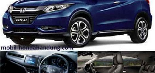 Promo Harga OTR Terbaru dan Kredit Murah Honda HRV Sumedang