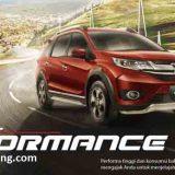Promo Harga OTR Terbaru dan Kredit Murah Honda BRV Sumedang