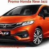 Promo Harga OTR Terbaru dan Kredit Murah Mobil Honda Jazz di Sumedang