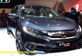 Produck Mobil Honda New Civic Turbo Hatchback