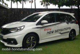 Promo Harga Terbaru dan Kredit Murah Mobil Honda New Mobilio di Garut
