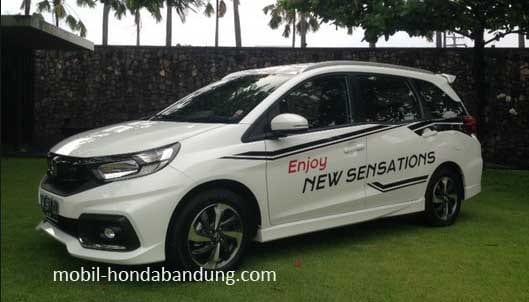 Promo Harga Dan Kredit Honda New Mobilio Garut 2019