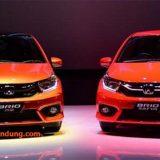 Perbedaan Tipe dan Varian Honda New Brio