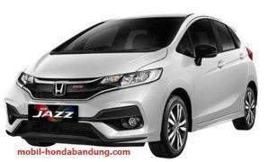 Harga OTR Terbaru Mobil Honda JAZZ Bandung Cimahi Manual dan Matic
