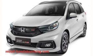 Harga OTR Terbaru Mobil Honda New Mobilio di Bandung Cimahi