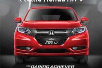 Promo Honda HRv di Bandung Cimahi Terbaru