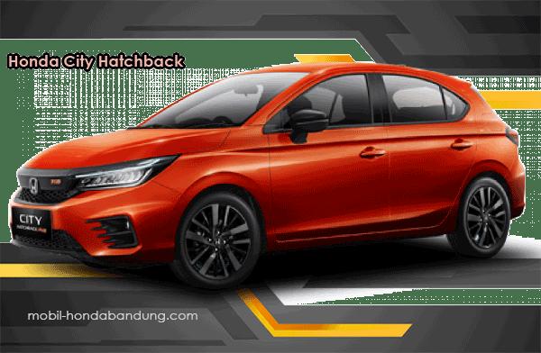 Mobil Honda City Hatchback Bandung Cimahi