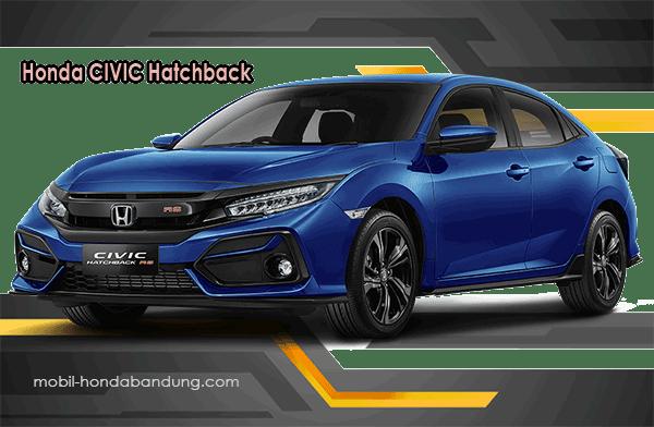 Mobil Honda Civic hatchback Bandung