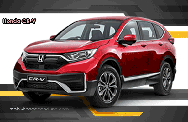 Mobil Honda CRV Bandung Cimahi