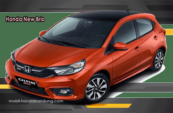 Mobil Honda New Brio Bandung Cimahi